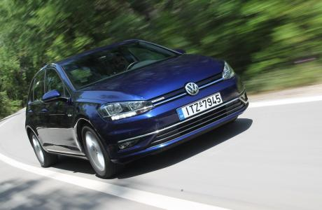Test drive: Volkswagen Golf 1.5 TSI Bluemotion DSG
